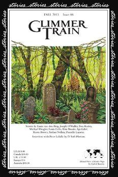 Glimmer Train Stories, #88 book cover