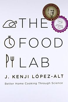 The Food Lab book cover