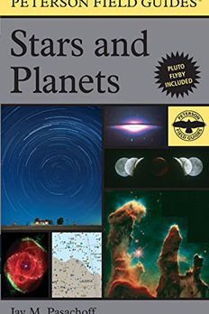 A Peterson Field Guide to Stars and Planets book cover