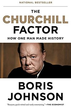 The Churchill Factor book cover