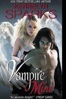 Vampire Mine book cover