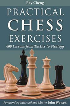 Practical Chess Exercises book cover