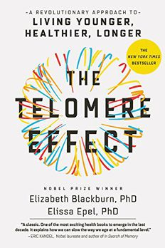 The Telomere Effect book cover