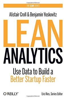 Lean Analytics book cover