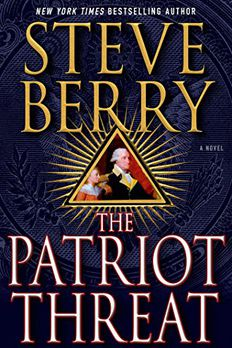 The Patriot Threat book cover