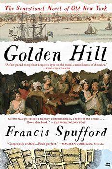 Golden Hill book cover