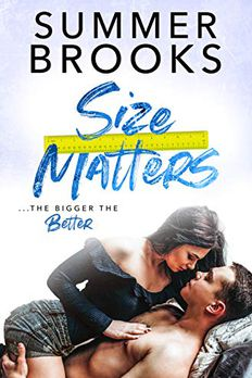 Size Matters (Keep a Secret) book cover