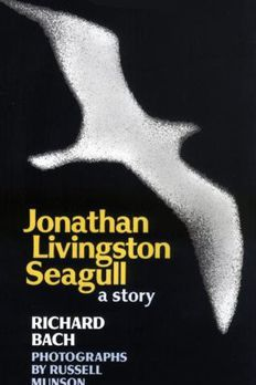 Jonathan Livingston Seagull book cover