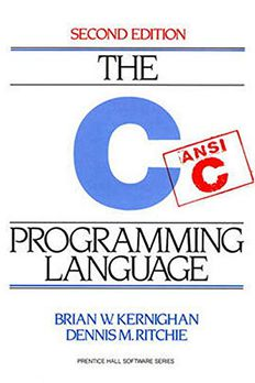 C Programming Language book cover
