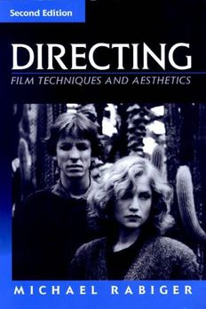 Directing book cover