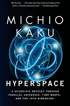 Hyperspace book cover