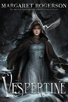 Vespertine book cover