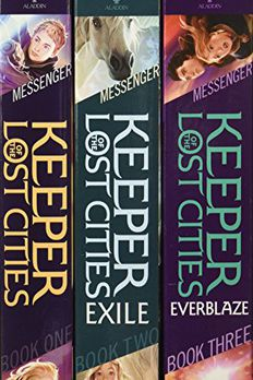 Keeper of the Lost Cities Collection Books 1-3 book cover