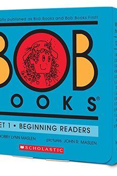 Bob Books, Set 1 book cover
