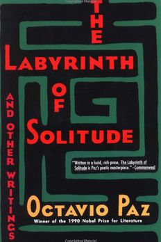 The Labyrinth of Solitude book cover