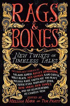 Rags & Bones book cover
