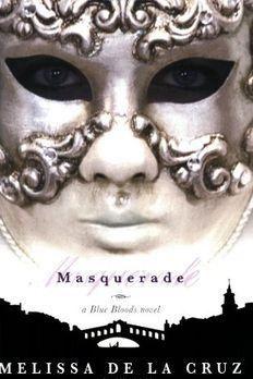 Masquerade book cover
