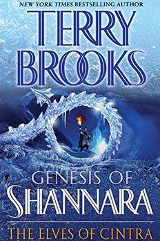 The Elves of Cintra (Genesis of Shannara, #2) book cover