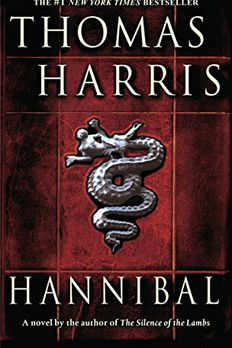 Hannibal book cover