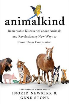 Animalkind book cover