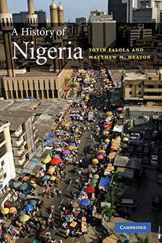 A History of Nigeria book cover