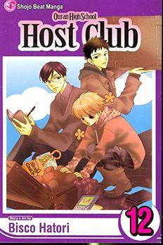 Ouran High School Host Club, Vol. 12 book cover