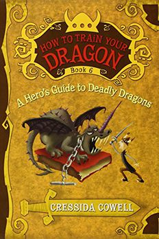 A Hero's Guide to Deadly Dragons book cover