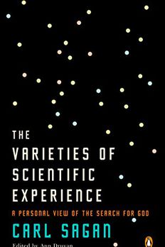 The Varieties of Scientific Experience book cover
