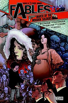 Fables Vol. 4 book cover
