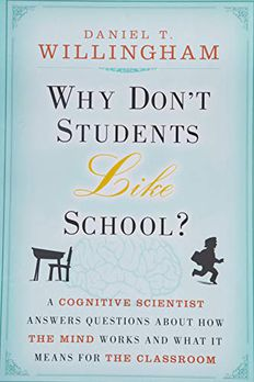 Why Don't Students Like School? book cover
