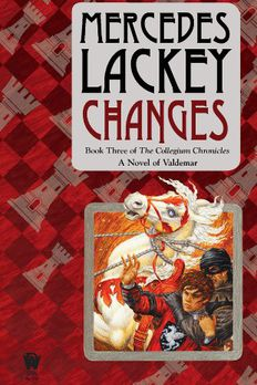 Changes book cover