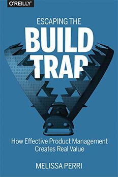 Escaping the Build Trap book cover