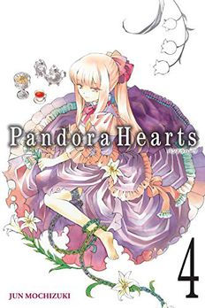 Pandora Hearts, Vol. 4 book cover