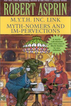 M.Y.T.H. Inc. Link / Myth-Nomers and Impervections book cover