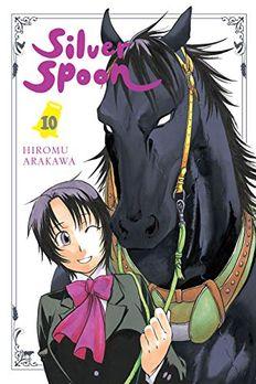 Silver Spoon Vol. 10 book cover