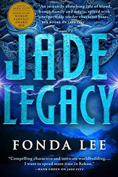 Jade Legacy book cover