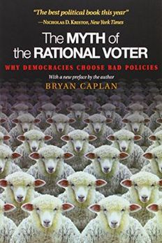 The Myth of the Rational Voter book cover
