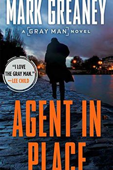 Agent in Place book cover