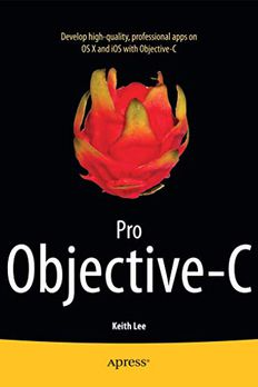 Pro Objective-C book cover
