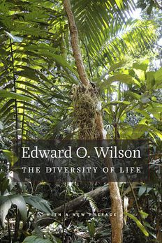 The Diversity of Life book cover