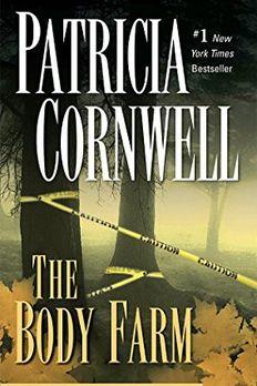 The Body Farm book cover