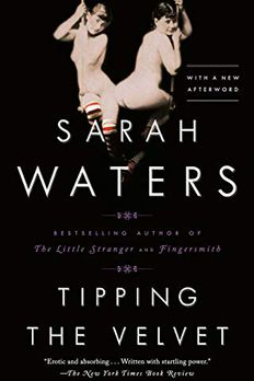 Tipping the Velvet book cover