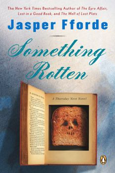 Something Rotten book cover