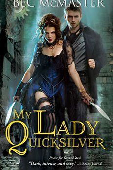 My Lady Quicksilver book cover