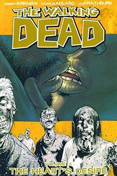 The Walking Dead, Vol. 4 book cover
