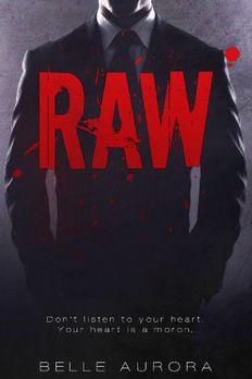Raw book cover