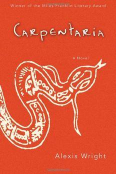 Carpentaria book cover