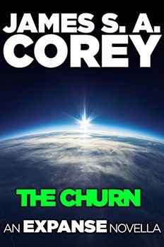The Churn book cover