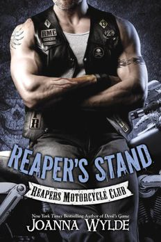 Reaper's Stand book cover