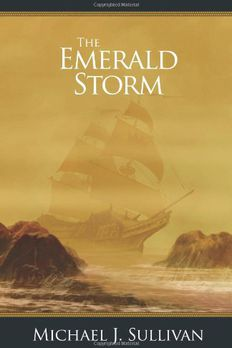 The Emerald Storm book cover